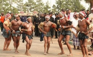 IGBO TRADITIONAL RELIGION