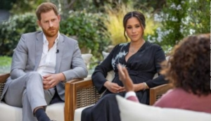 The Royal Family in tension over Raciscm charges and innuendis by Meghan and Charles