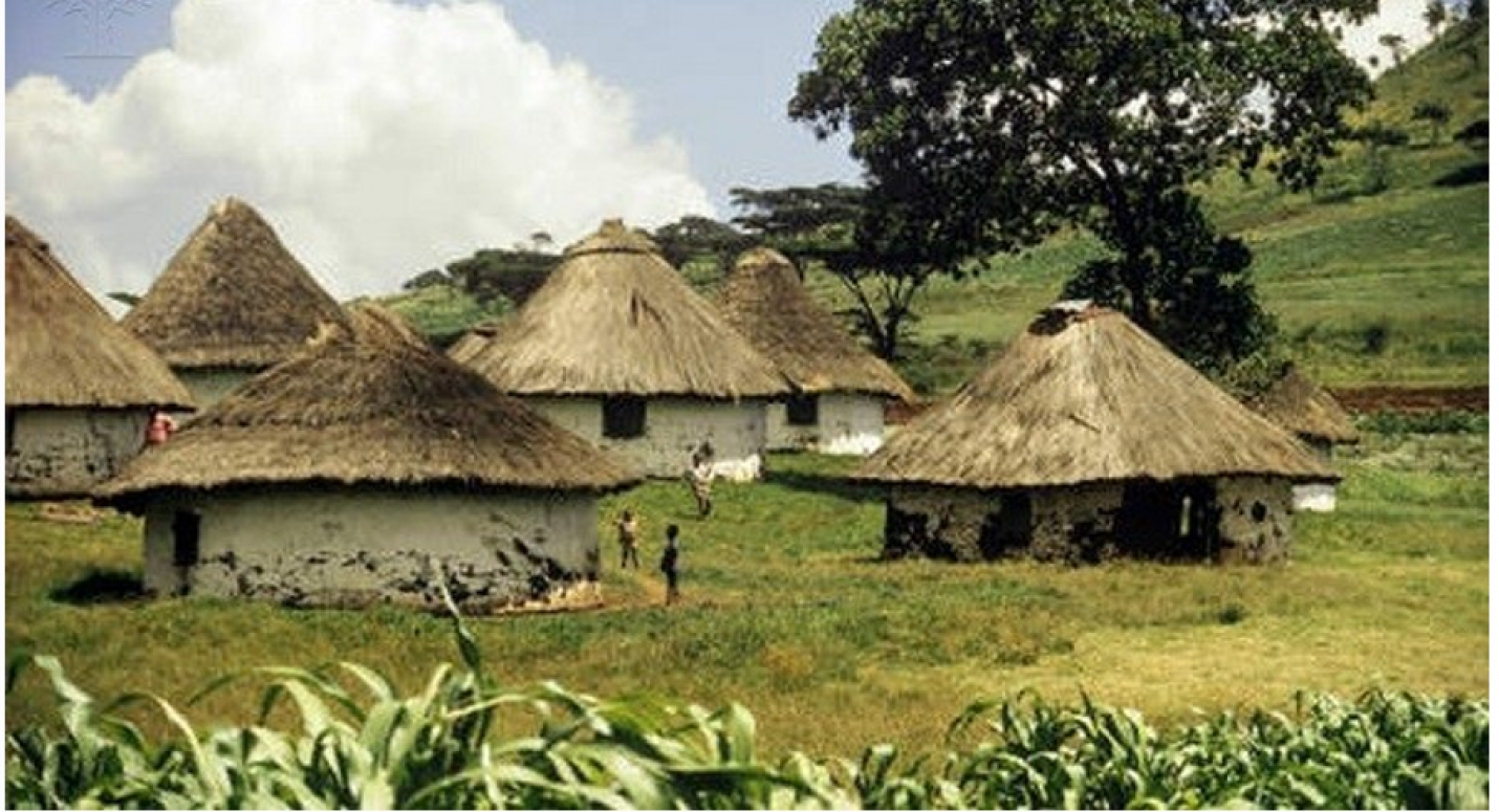 Igbo Old Religious Houses of Worship Before Christianity